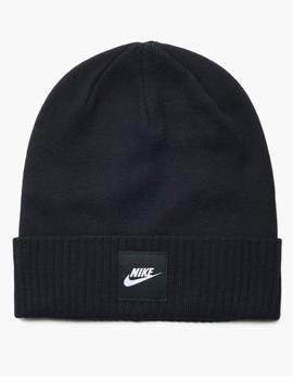 Gorro Nike Futura Negro Hombre