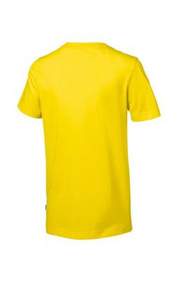 Camiseta Puma Essentials Amarillo Niño