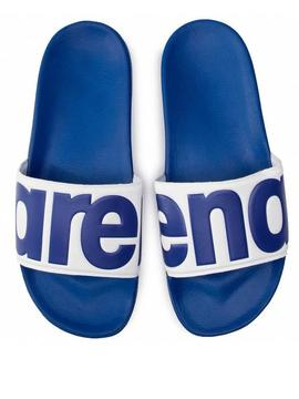 Chanclas Arena URBAN SLIDE JR Azul Niñ@