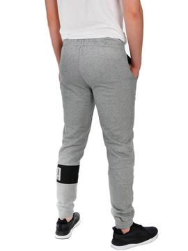 Pantalon Puma Rebel Sweat Pants Gris