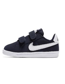 ZAPATILLA NIKE COURT ROYALE MARINO