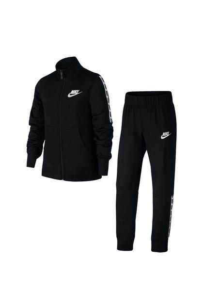 reaccionar Groseramente Trágico  Chandal Nike Negro Niña