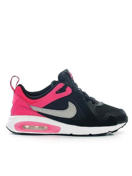 air max negro rosa