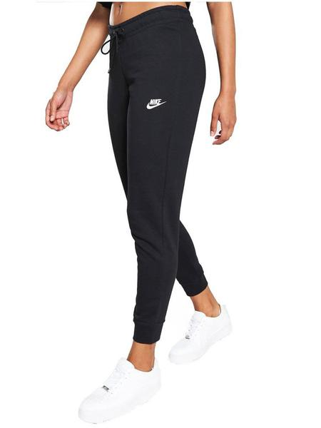 Escabullirse nacionalismo Aprendizaje  Pantalón Nike Negro Mujer