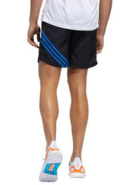 Pantalon Corto Adidas RUN IT Negro Hombre