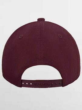 Gorra New Era Granate Unisex